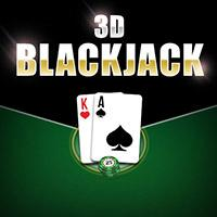3D Blackjack game