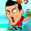 Super Soccer Noggins: Infinite Christmas Edition game