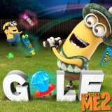 Minion Golf game