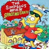 The Simpsons: Bart vs the Space Mutants game