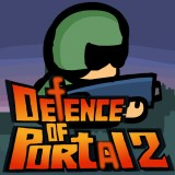 Defence of Portal 2 game
