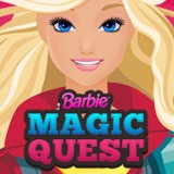 Barbie Magic Quest game