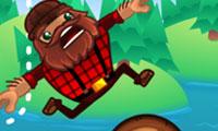 Lumber Runner game