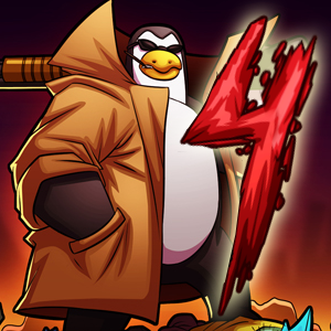Zombies vs Penguins 4: Re-Annihilation game