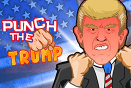 Punch The Trump game