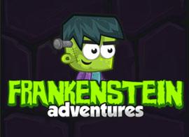 Frankenstein Adventures game