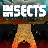 Insects: Alien Shooter game