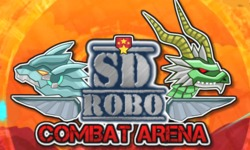 SD Robo Combat Arena game