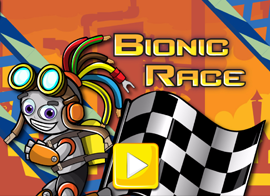 Bionic Race game