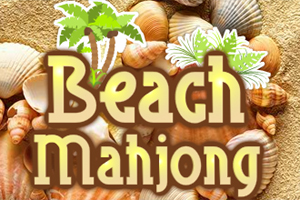 Beach Mahjong game