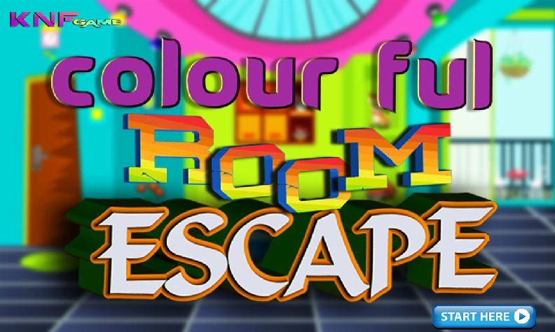 Colorful Room Escape game