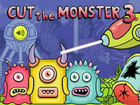 Cut The Monster 3 game