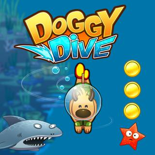Doggy Dive game
