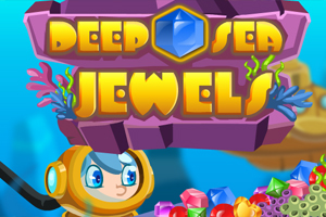 Deep Sea Jewels game