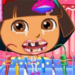 Dora Dentist game