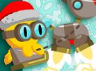 FlapCat Christmas game
