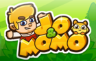 Jo and Momo: Forest Rush game