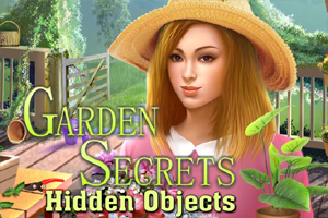 Garden Secrets Hidden Objects game