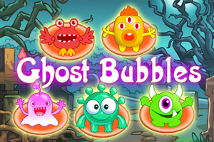 Ghost Bubbles game