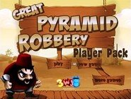 Great Pyramid Robbery – Player Pack