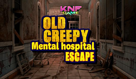 Creepy Mental Hospital Escape game