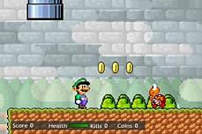 Luigis Revenge game