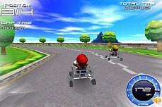 Mario Cart game
