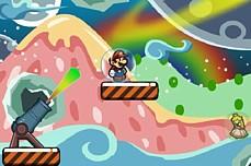 Mario Find Princess game