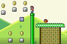 Marios Adventure game