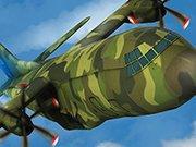 Flight Simulator C-130 Training game
