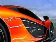 Super Car City Driving Sim game