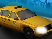 Taxi City Driving Sim game