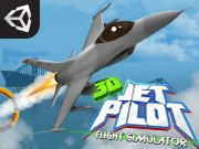 3D Jet Pilot Flight Simulator game
