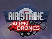 Air Strike Alien Drones game