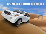 Dune Bashing Dubai 3D game