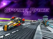 Space Race 3D game