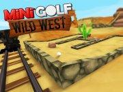 Mini Golf Wild West game