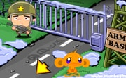 Monkey Go Happy: Army Base game