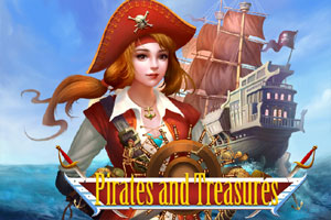 Pirates and Treasures game
