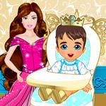 Prince George Babysitter game
