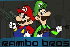 Rambo Bros game