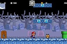Super Mario Star Scramble 2 game