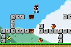 Super Mario World Tm game
