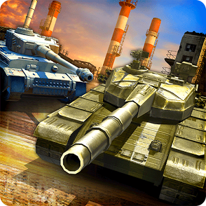 Tanks Battle Field game