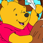 Play Teacher Winnie Coloring Game game