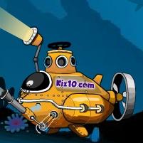 Underwater Treasures game
