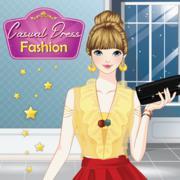 Casual Dress Fashion game