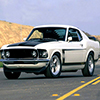 American Muscle Car Jigsaw game