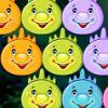Bubble Shooter Dino game