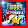 Flappy Christmas Star Adventure game